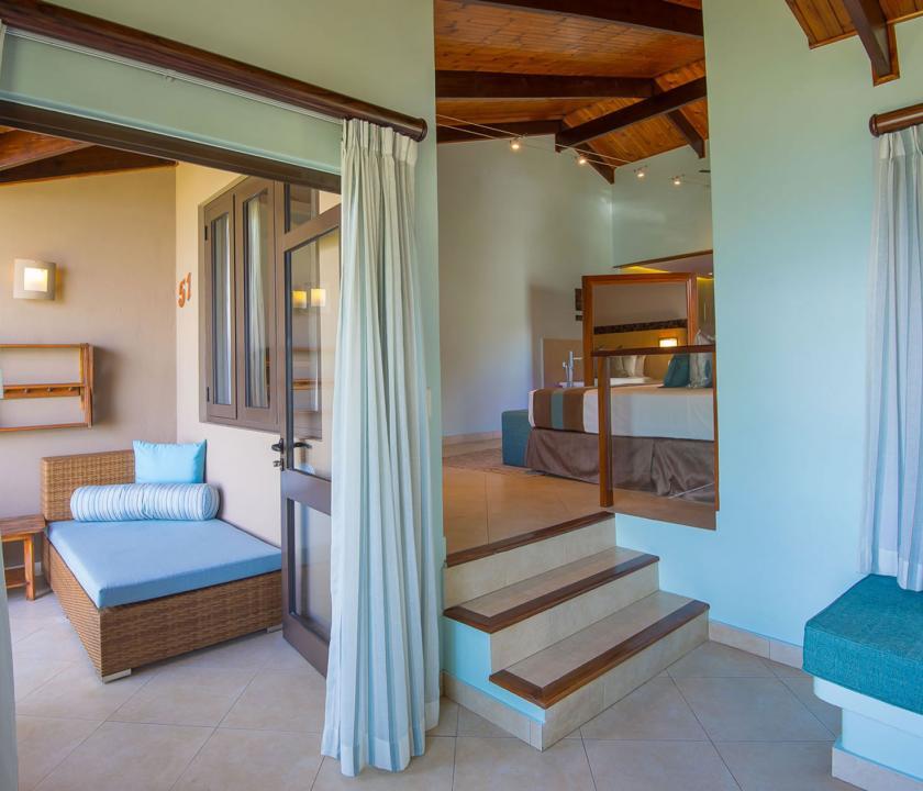 Coco de Mer Hotel & Black Parrot Suites / Standard room - 6 (Seychelle szigeteki utazások)