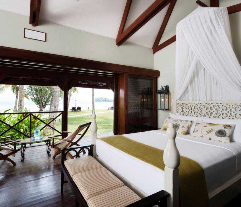 Paradise Sun Hotel / Deluxe / Family room - hálószoba (Seychelle szigeteki utazások)
