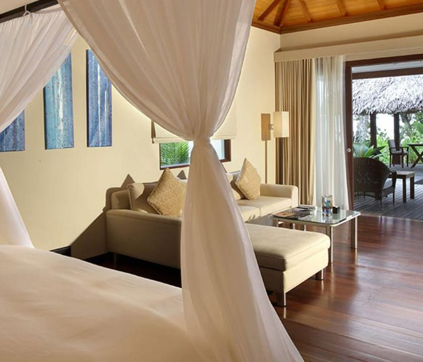 Hilton Seychelles Labriz Resort & Spa / Garden villa - 1 (Seychelle szigeteki utazások)