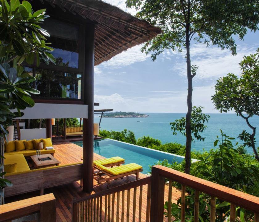 Six Senses Samui / The Retreat (Thaiföldi utazások)
