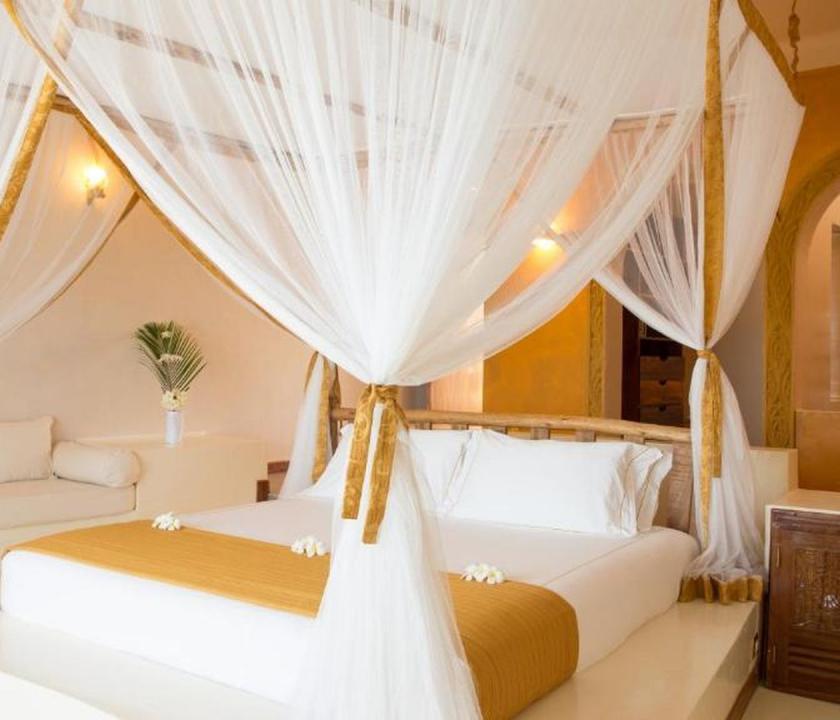 Gold Zanzibar Beach House & Spa / Deluxe Garden room (Zanzibári - Tanzániai utazások)