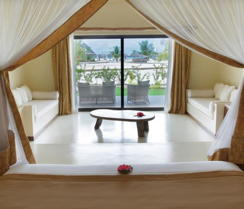 Gold Zanzibar Beach House & Spa / Beach Suite (Zanzibári - Tanzániai utazások)