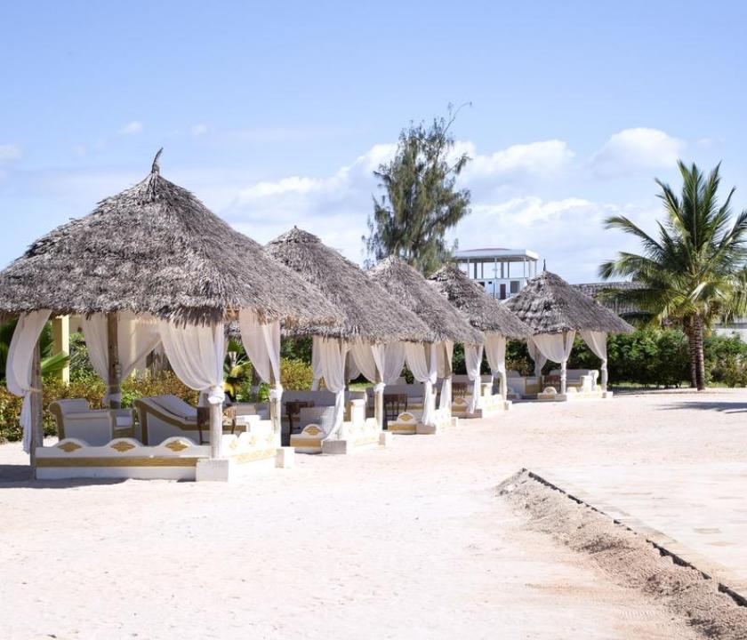 Gold Zanzibar Beach House & Spa / Beach Suite with Pavillon (Zanzibári - Tanzániai utazások)