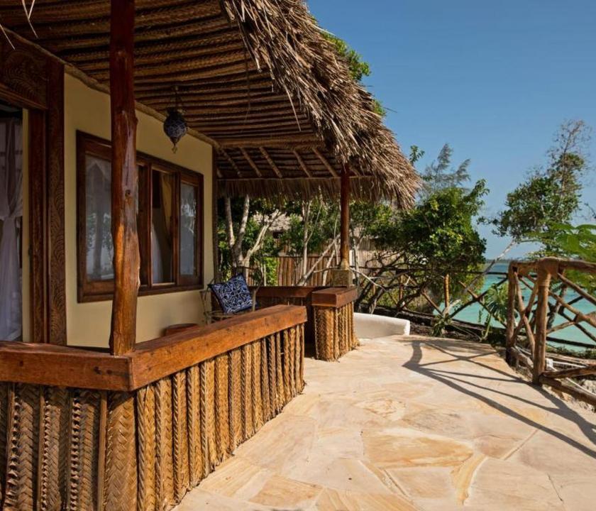 The Island Pongwe Exclusive Resort Zanzibar / Deluxe room (Standard villa) (Zanzibári - Tanzániai utazások)