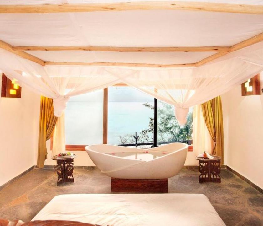 The Island Pongwe Exclusive Resort Zanzibar / Deluxe villa (Luxury Sultan villa) (Zanzibári - Tanzániai utazások)