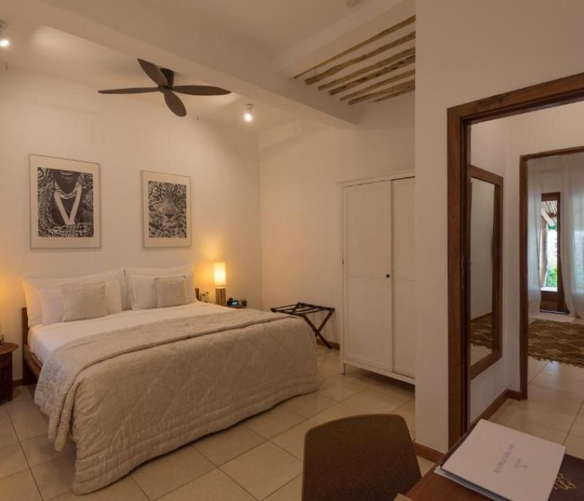 Zanzibar White Sand Luxury Villas & Spa - Relais & Chateaux / Cinnamon Quadruple Room (Zanzibári - Tanzániai utazások)