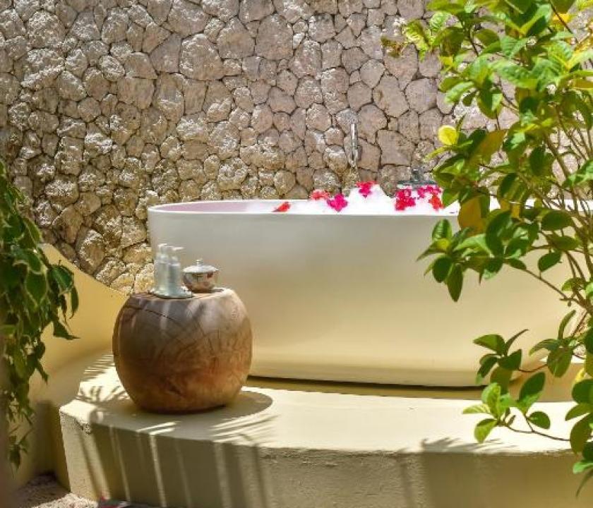 Zanzibar White Sand Luxury Villas & Spa - Relais & Chateaux / Beachfront 1 Bedroom Villa (Zanzibári - Tanzániai utazások)