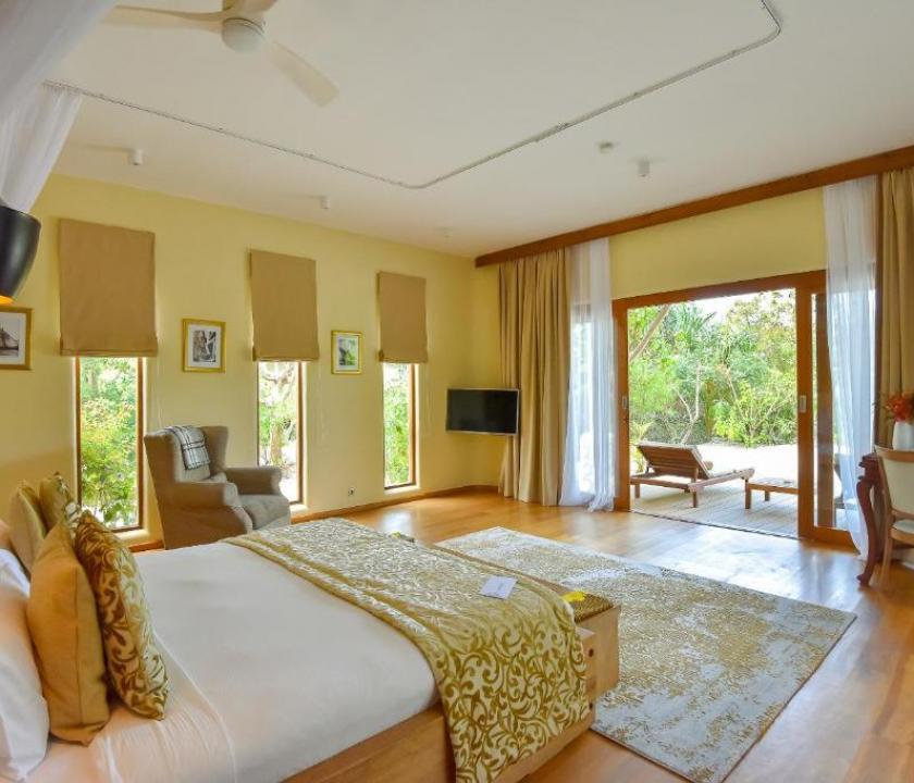 Zanzibar White Sand Luxury Villas & Spa - Relais & Chateaux / Presidental 5 Bedroom Villa (Zanzibári - Tanzániai utazások)
