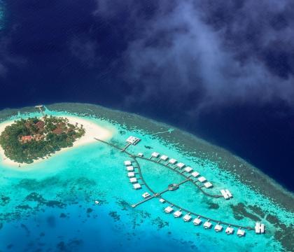 Maldív-szigetek szigetei