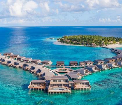 Bérelje ki Vommuli szigetét a több mint ötcsillagos élményekért!